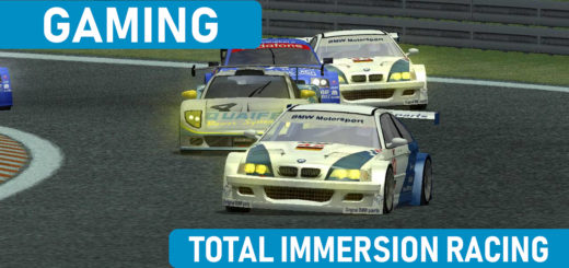 Screen von Total Immersion Racing