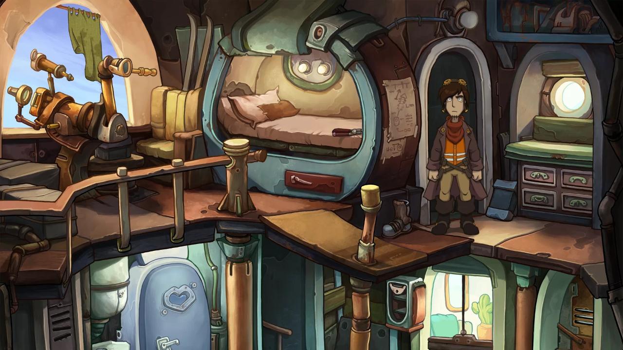 Zimmer von Rufus